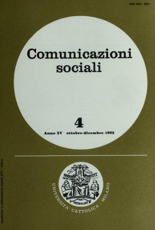 Lettura epistemologica di un paradigma comunicativo. Il caso IBM