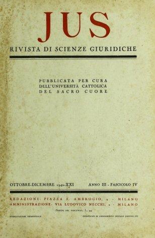 Linee generali del libro della proprietà nel nuovo Codice Civile