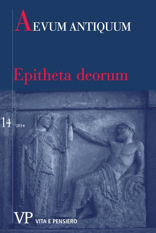 Linguaggio classico e risurrezione in un epigramma funerario cristiano (SGO 14/06/12)