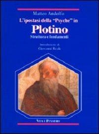L'ipostasi della «Psyche» in Plotino. Struttura e fondamenti