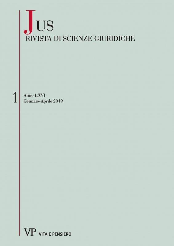 Lo stato costituzionale: canone e progetto dell'identità istituzionale europea