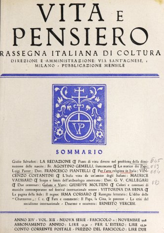Lo storico dei papi: Luigi Pastor