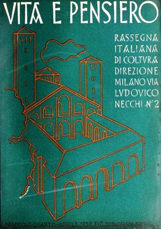 L'opera della Chiesa per la educazione dei Chierici. (A proposito dell' Enchiridion clericorum)