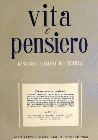 L'ultimo messaggio di Bernanos