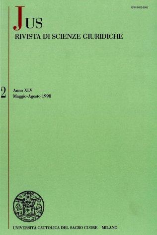 L'unità della giurisdizione nel progetto della Commissione Bicamerale per le riforme costituzionali