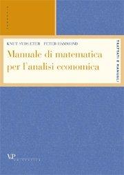 Manuale di matematica per l'analisi economica