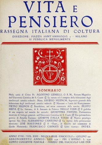 Manzoni e l'unità del Risorgimento