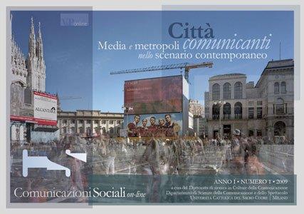 Media e città. Alcune questioni di sociologia urbana