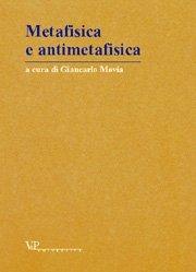 Metafisica e antimetafisica