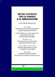 Metodi statistici per la finanza e le assicurazioni