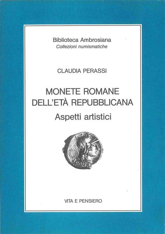Monete romane dell'età repubblicana