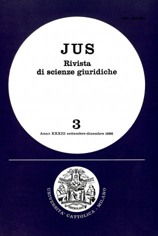 N. Irti - Idola libertatis. Tre esercizi sul formalismo giuridico