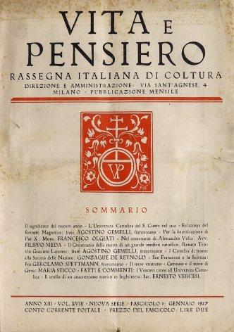 Nel centenario di Alessandro Volta