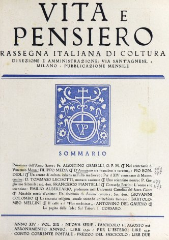 Nel centenario di Vincenzo Monti