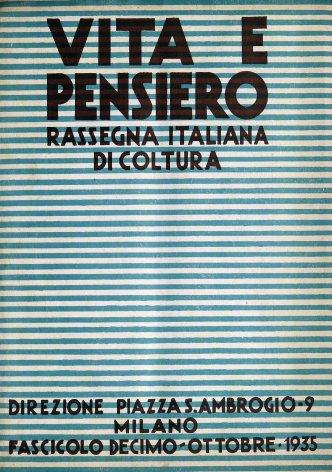 Note di politica internazionale: Le richieste italiane -  L'atteggiamento inglese - La voce della Francia - La nostra risposta. Il sommo Pontefice e la pace