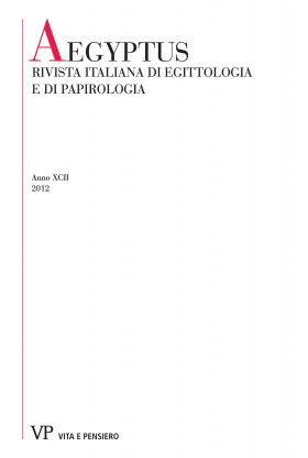 Note sul De exilio di Favorino (Pap. Vat. Gr. 11 verso)