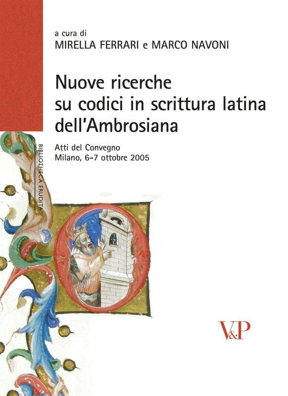 Nuove ricerche su codici in scrittura latina dell'Ambrosiana