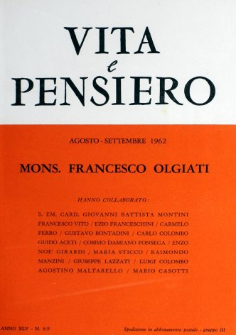 Olgiati e la letteratura italiana