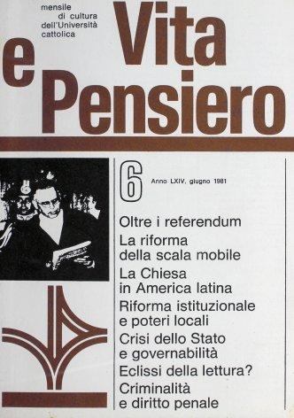 Oltre i referendum