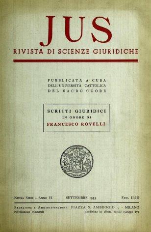 Osservazioni per uno studio intorno ai diritti sui beni immateriali nel diritto internazionale privato