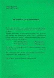 pacco da 30 questionari Inventario dei Valori Professionali