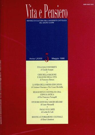 Paolo VI e l'arte. Il coraggio della contemporaneità