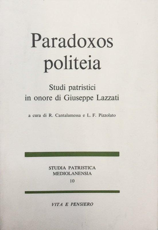 Paradoxos politeia