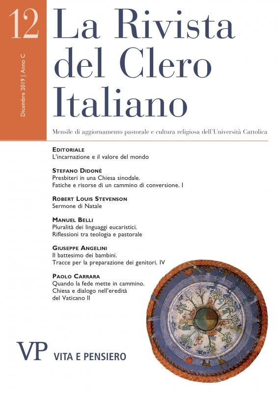 Pluralità dei linguaggi eucaristici. Riflessioni tra teologia e pastorale