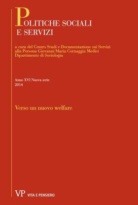 POLITICHE SOCIALI E SERVIZI - 2014 - 1