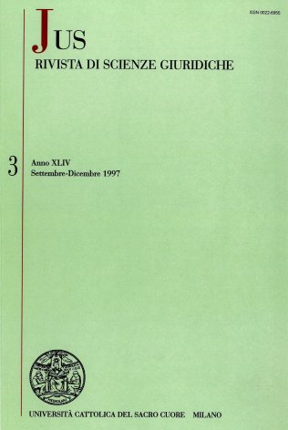 Potere costituente, revisione costituzionale, riforma organica della Costituzione. Considerazioni a margine della legge cost. n. 1/1997