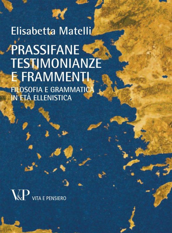 Prassifane, testimonianze e frammenti