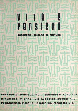 Rassegna letteraria: « Poesie» di Vincenzo Cardarelli - Pinocchio, tema teologico - «Fede e bellezza»