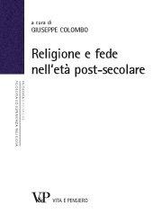 Religione e fede nell'età post-secolare