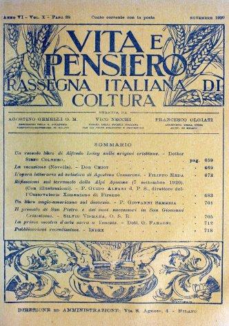 Riflessioni sul terremoto delle Alpi Apuane (7 settembre 1920) (con illustrazioni)