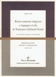Rinnovamento religioso e impegno civile in Tommaso Gallarati Scotti