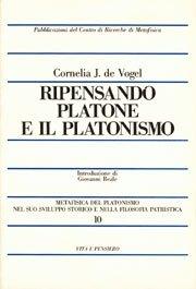 Ripensando Platone e il Platonismo