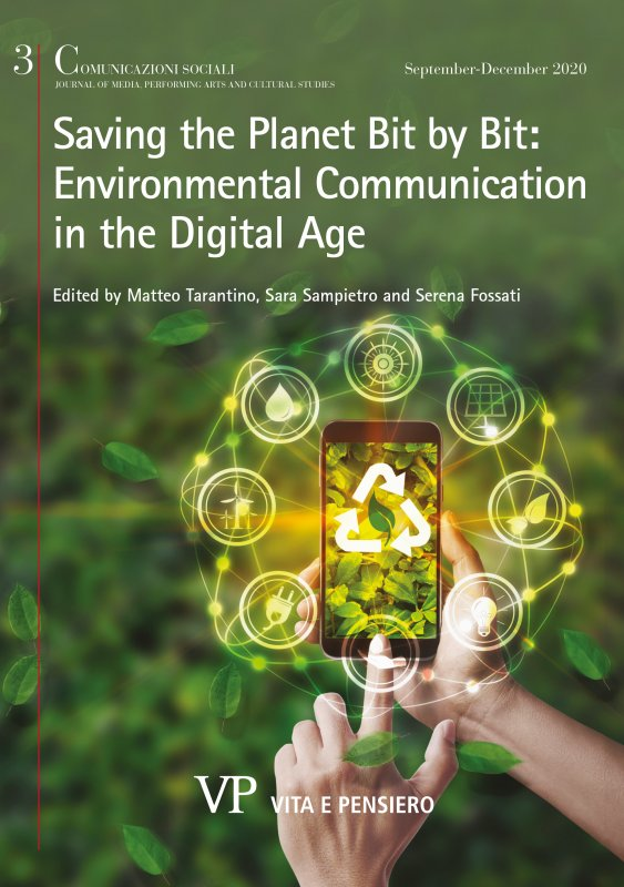 Risk Communication and Social Media: The Case of Hydrogeological Risk in Four Italian Valleys