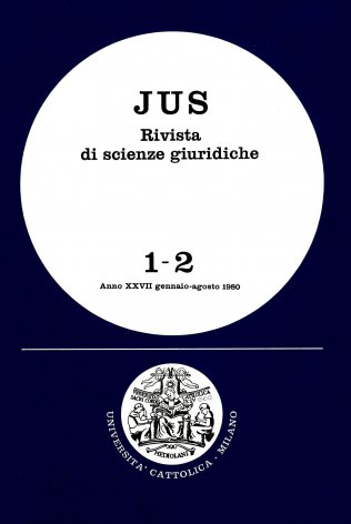 Saggio bibliografico sul matrimonio canonico (1965- 1980)