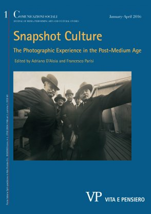 Snapshot Culture. The Photographic Experience