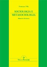 Sociologia e metasociologia