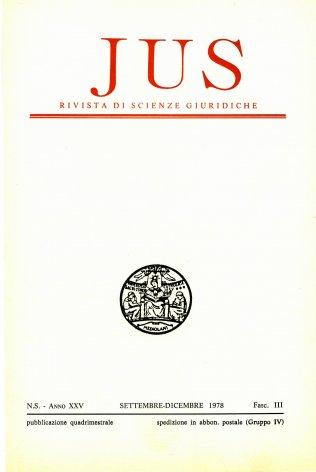 Sopravvivenza e autonomia delle Opere pie aventi finalità religiose