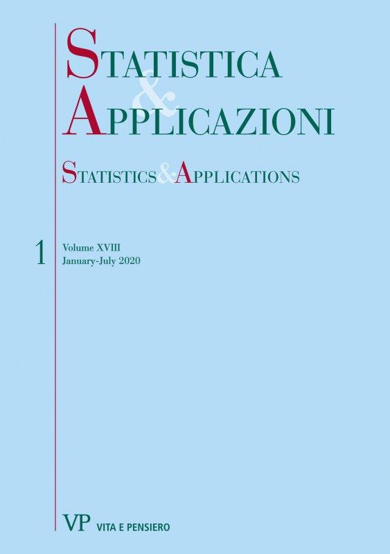 STATISTICA & APPLICAZIONI - 2020 - 1