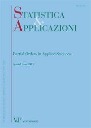 STATISTICA & APPLICAZIONI - 2013 - 2