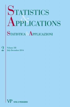 STATISTICA & APPLICAZIONI - 2014 - 2