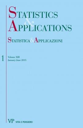 STATISTICA & APPLICAZIONI - 2015 - 1