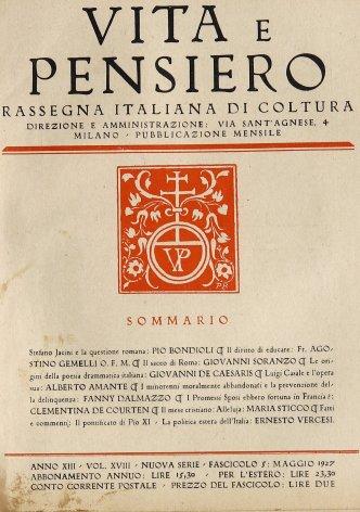 Stefano Jacini e la questione romana