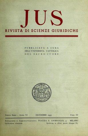 Studio storico del diritto e studio dell'esperienza giuridica