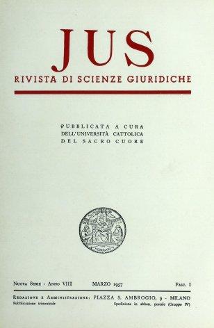 Sulla «Nova Methodus discendae docendaeque Jurisprudentiae» di Goffredo Guglielmo Leibniz