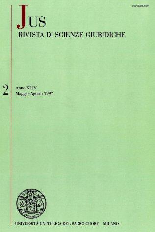 Tendenze della giustizia amministrativa negli anni Novanta e prospettive di riforma