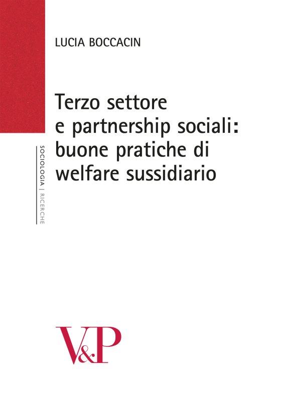 Terzo settore e partnership sociali: buone pratiche di welfare sussidiario